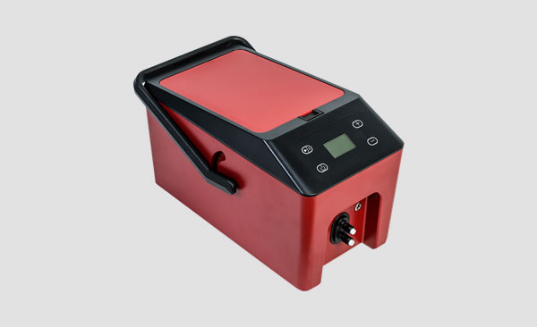 Pulse Cold System Control Unit Operation